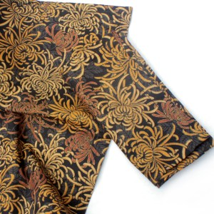 Black Gold Cloth Napkins