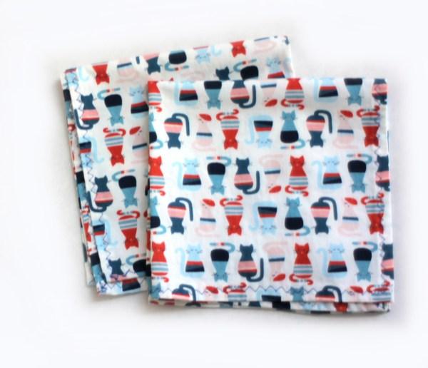Cat Lover napkins