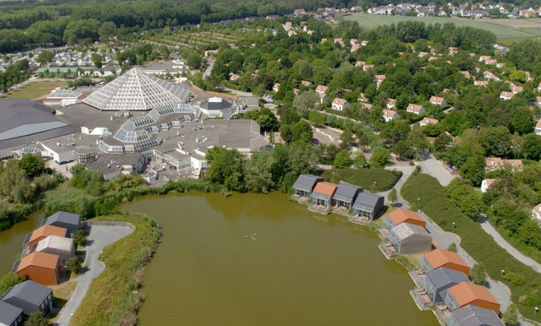 Photo of 25th park of Center Parcs opens in De Haan