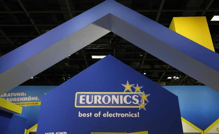 Since the lockdown, electronics retailers like Euronics have experienced a boom in demand for electrical devices