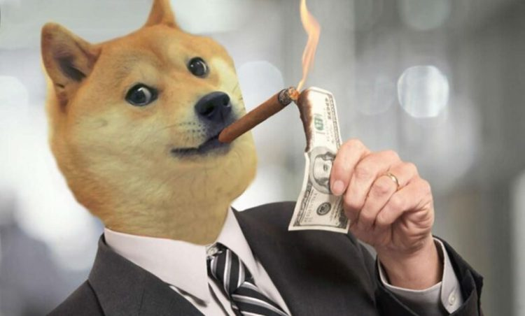 Elon Musk still claims his love for DogeCoin ... which ...