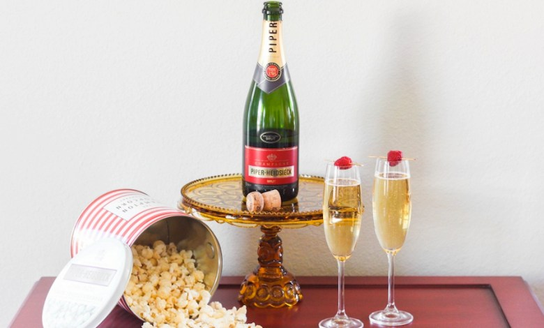 Photo of The Grand launches Piper-Heidsieck Cinema Nights with beach