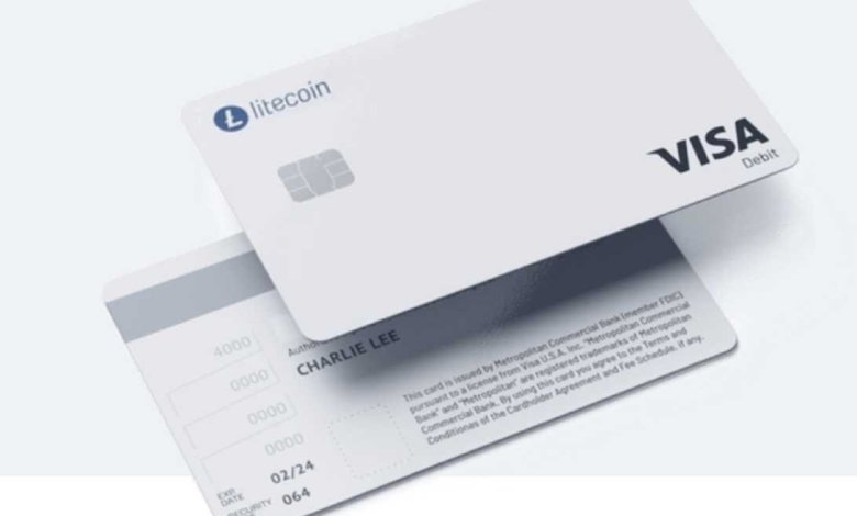 Photo of Launch of the 1st VISA Card to spend Litecoins (LTC) – Cryptocurrencies