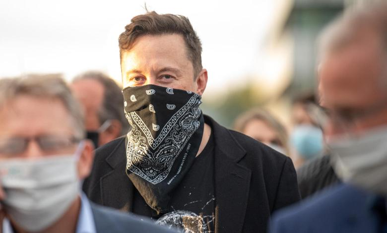 Photo of Tesla boss Elon Musk visit to Berlin – meeting with Altmaier?