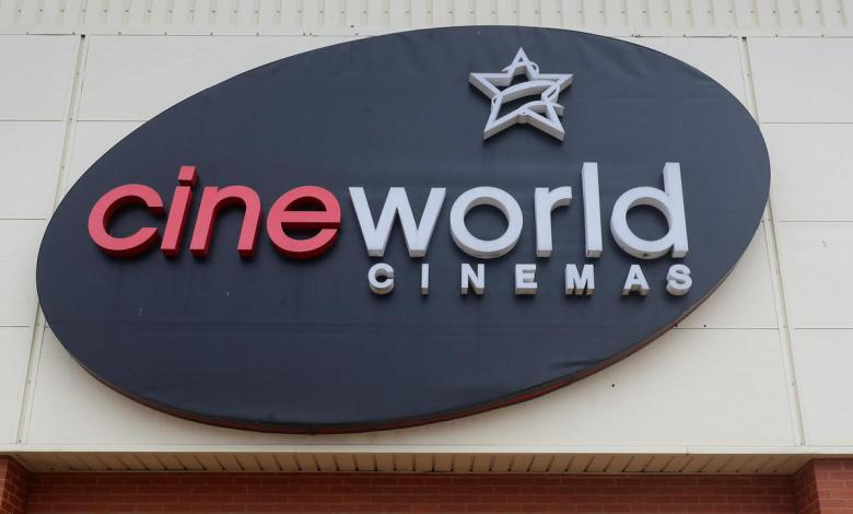 Photo of Cinema chain Cineworld is closing hundreds of cinemas for the time being