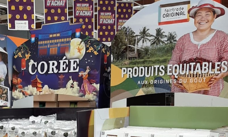 Photo of Fairtrade Original takes first steps on the French market