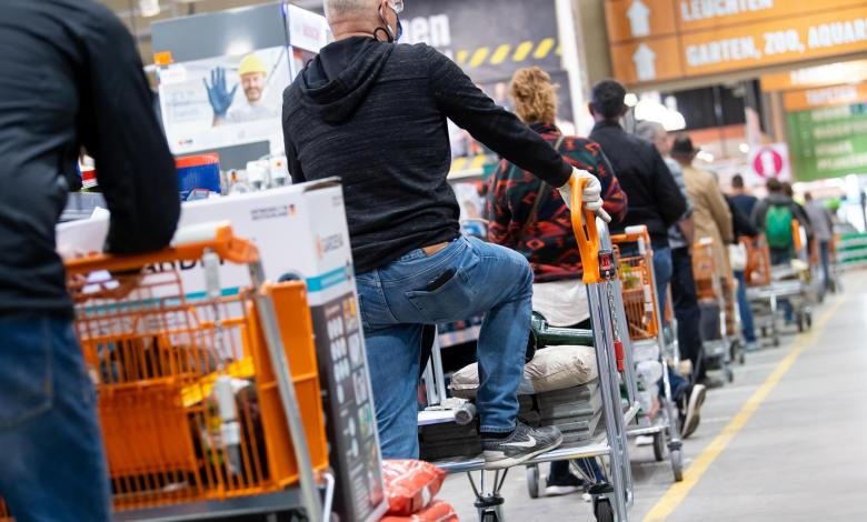Photo of DIY stores benefit from the corona crisis – these items are booming in Germany