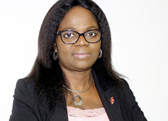 Photo of Eugenia Onyekwelu appointed Managing Director of UBA Gabon