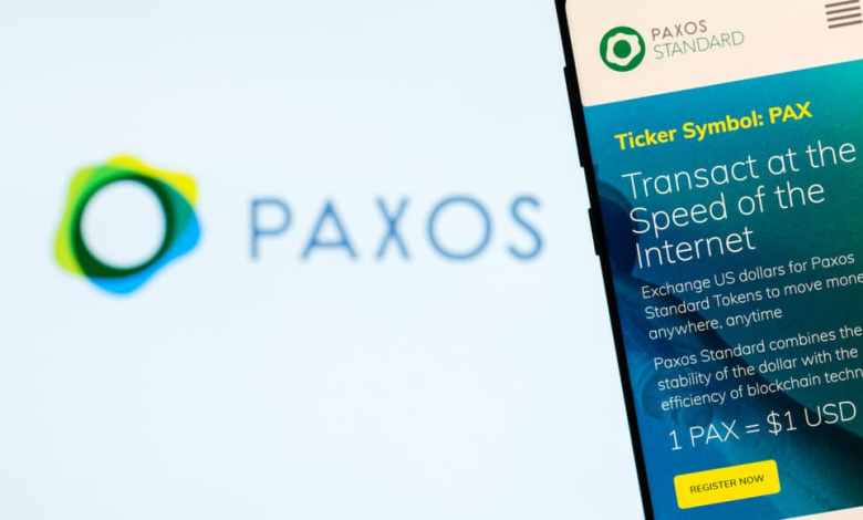 Photo of PayPal's crypto partner Paxos raises $ 142 million – Cryptocurrencies