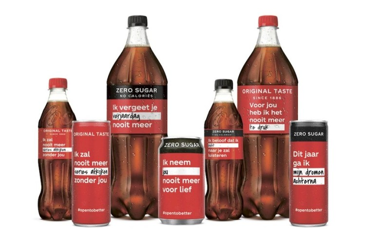 Photo of Coca-Cola launches Open To Better campaign