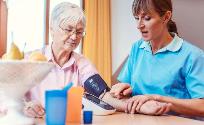 In the care professions in particular, the demand for skilled workers has increased in recent years