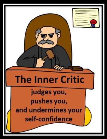 Image result for inner critic