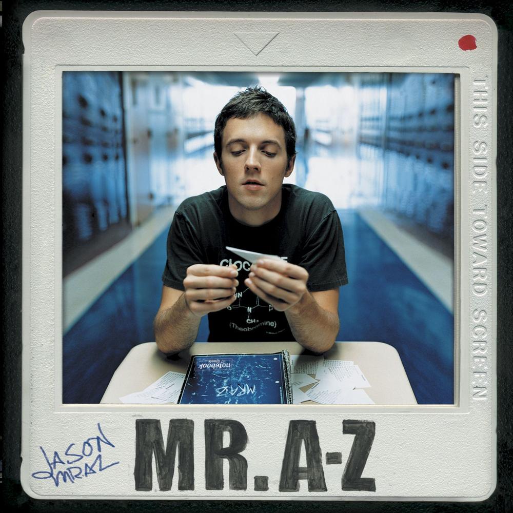 《MR. A-Z》(Jason Mraz)