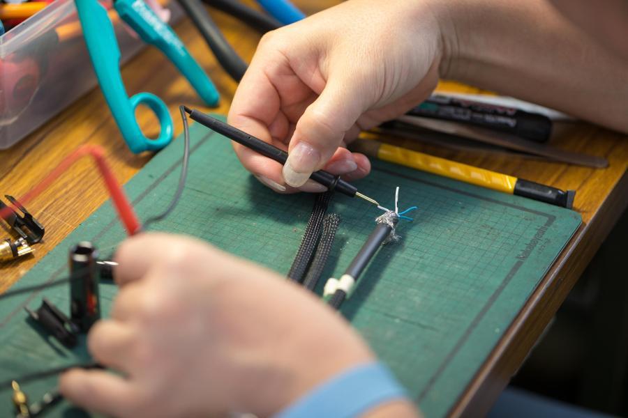 所有ORB線材,皆在日本由資深技師手工製作