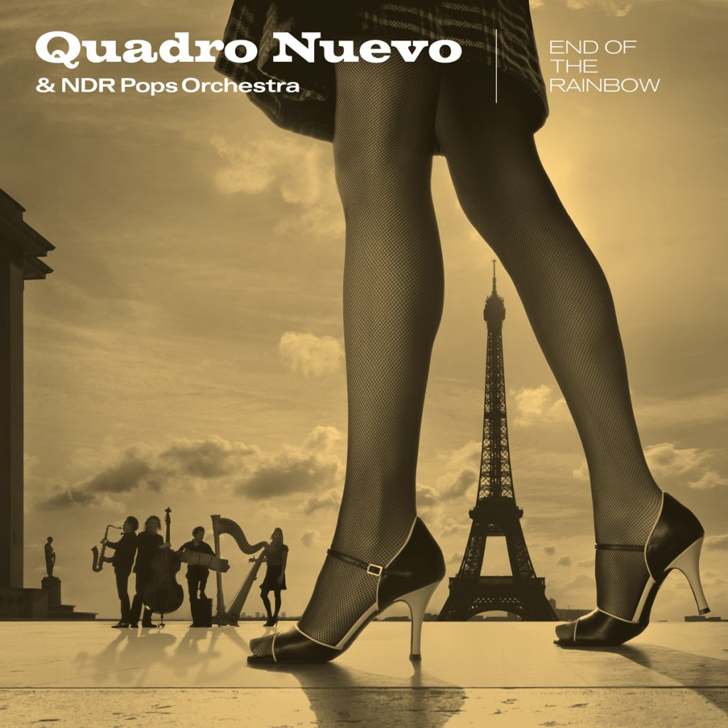 《End Of The Rainbow》Quadro Nuevo & NDR Pops Orchestra