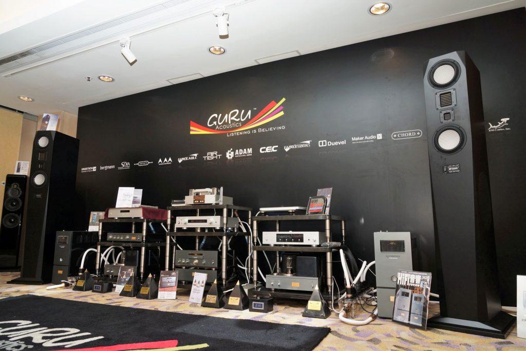 2J 聲曜國際實業有限公司 Guru Acoustics International Ltd.