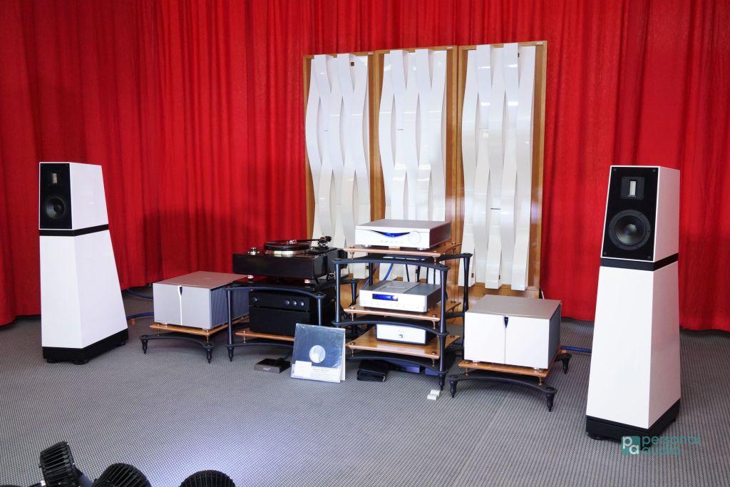 聲學產品在慕尼黑音響展幾乎無處不在。