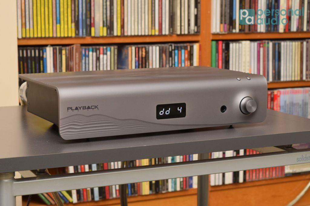 出自DSD宗師手筆,Merlot當然可以播放DSD,最高11.2MHz DSD