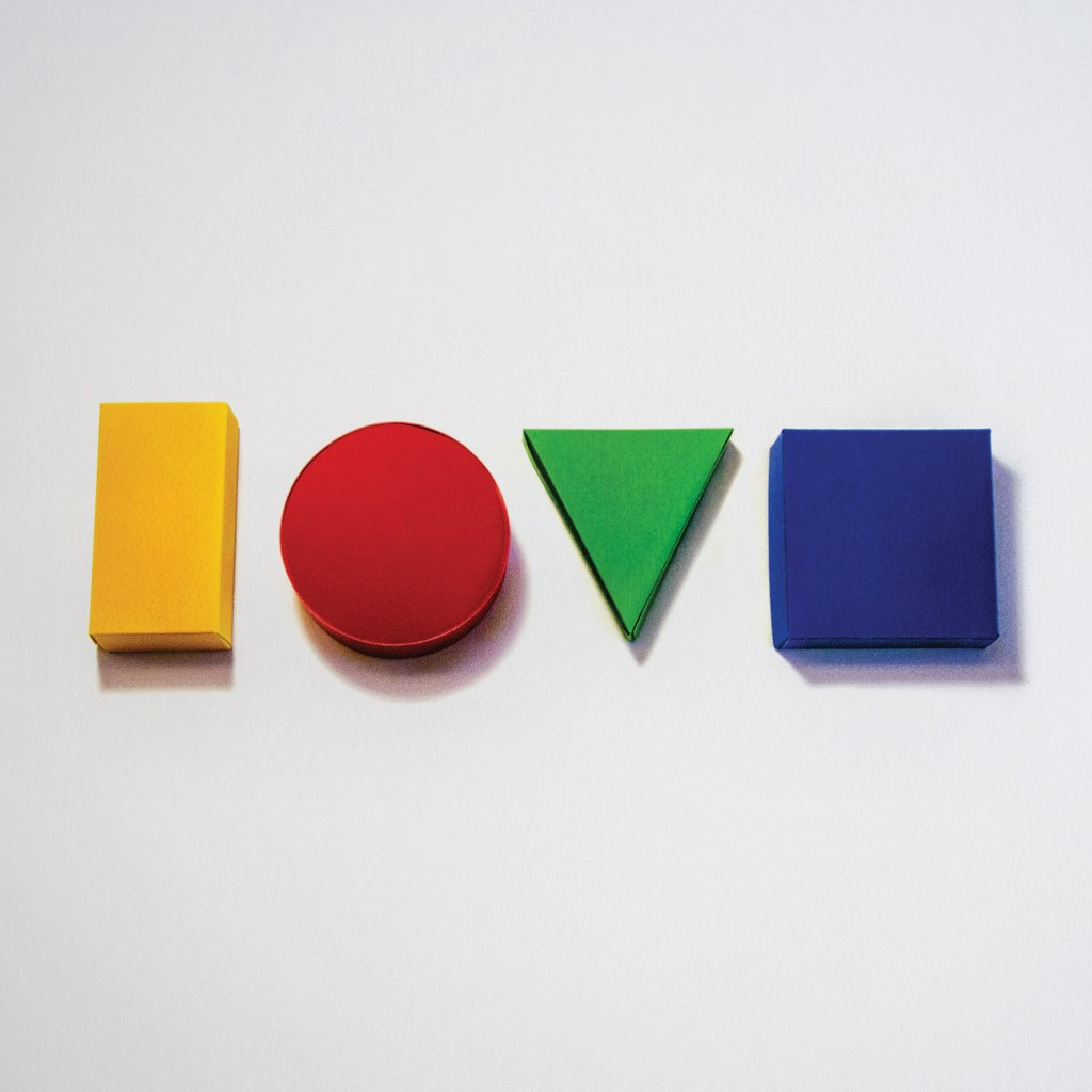 《Love Is a Four Letter Word》Jason Mraz