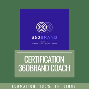 360BRAND formation certifiante