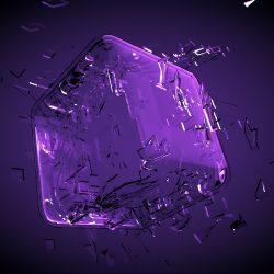 UV cube shutterstock_704241880