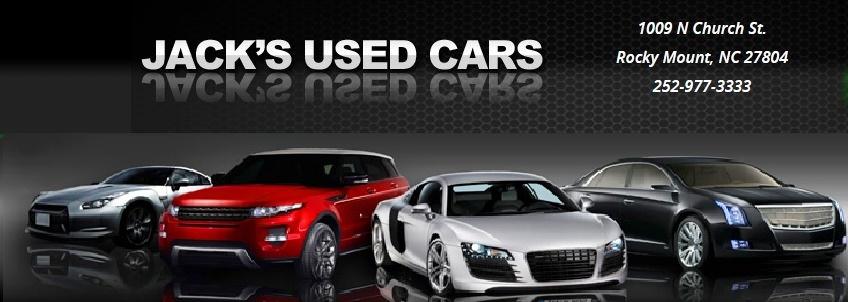 Jack's Used Cars