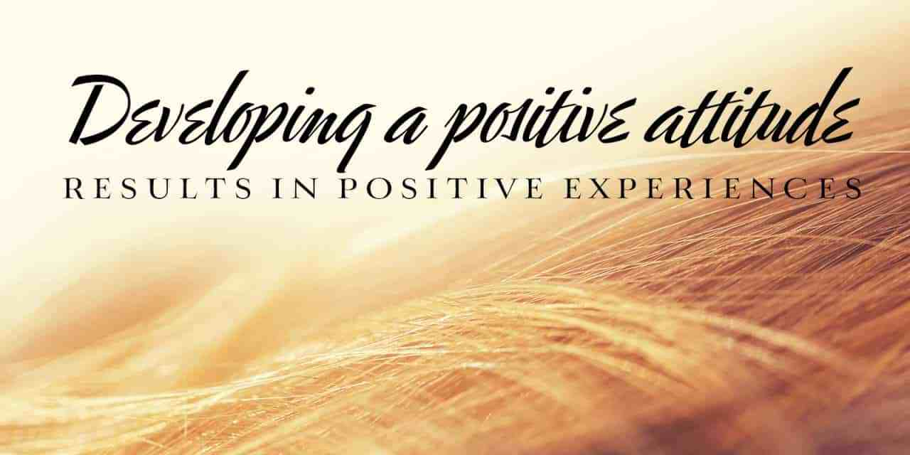 Affirmation – I surround myself with positive influences