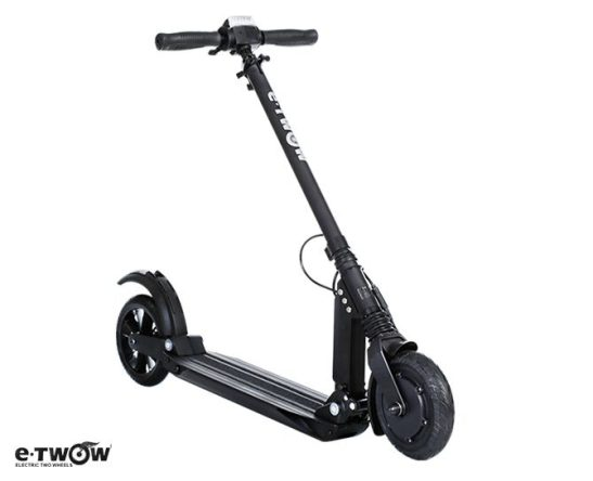 E-Twow-Booster-electric-scooter-black