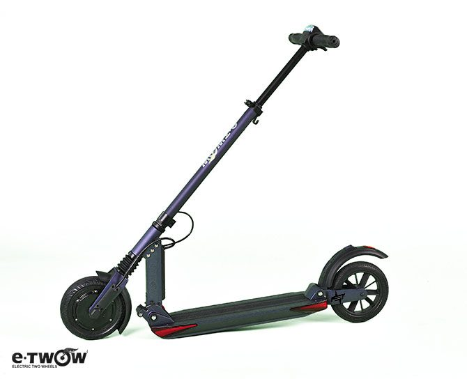 e twow booster plus electric scooter personal electric. Black Bedroom Furniture Sets. Home Design Ideas