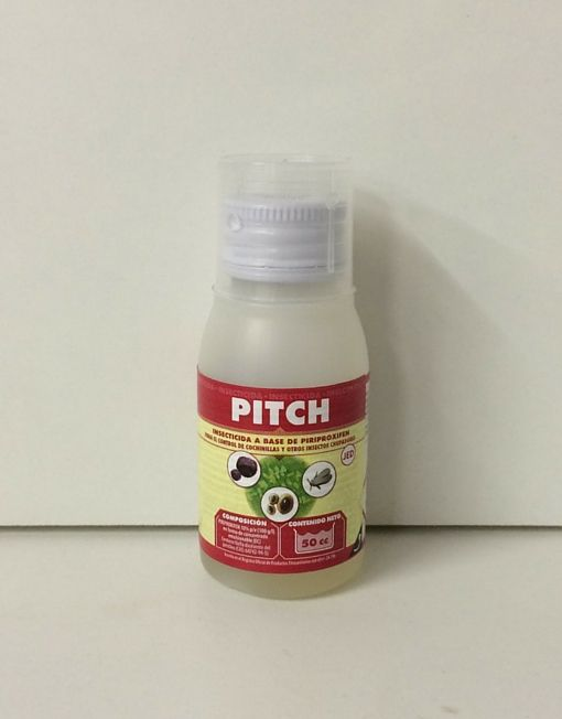 Pitch 50 cc. Insecticida