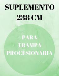 Suplemento 238 cm. para Trampa Procesionaria