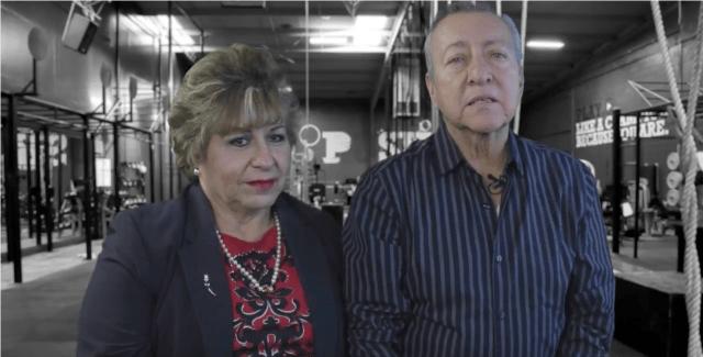 mr and mrs dominguez talk at pushasrx