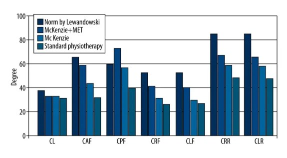 Figure 4 Functional Parameters of the Cervical Spine | El Paso, TX Chiropractor
