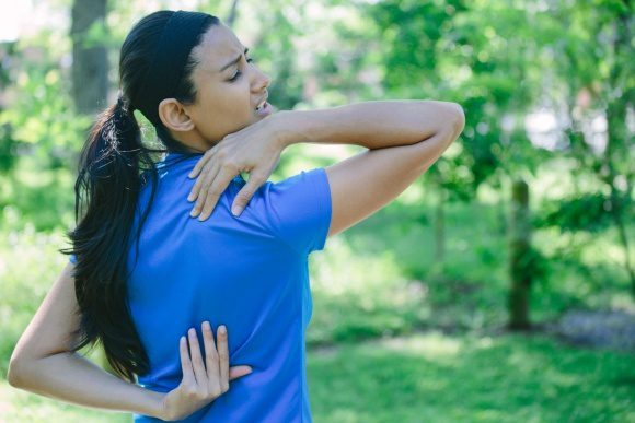 Common Causes of Upper Back Pain in El Paso, TX