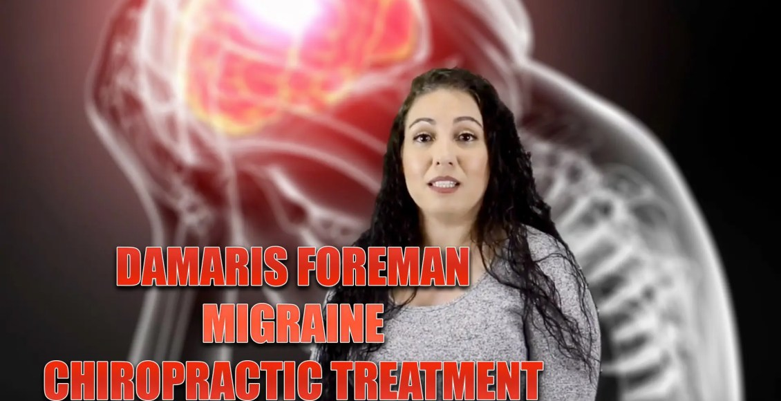 migraine treatment chiropractic el paso tx.