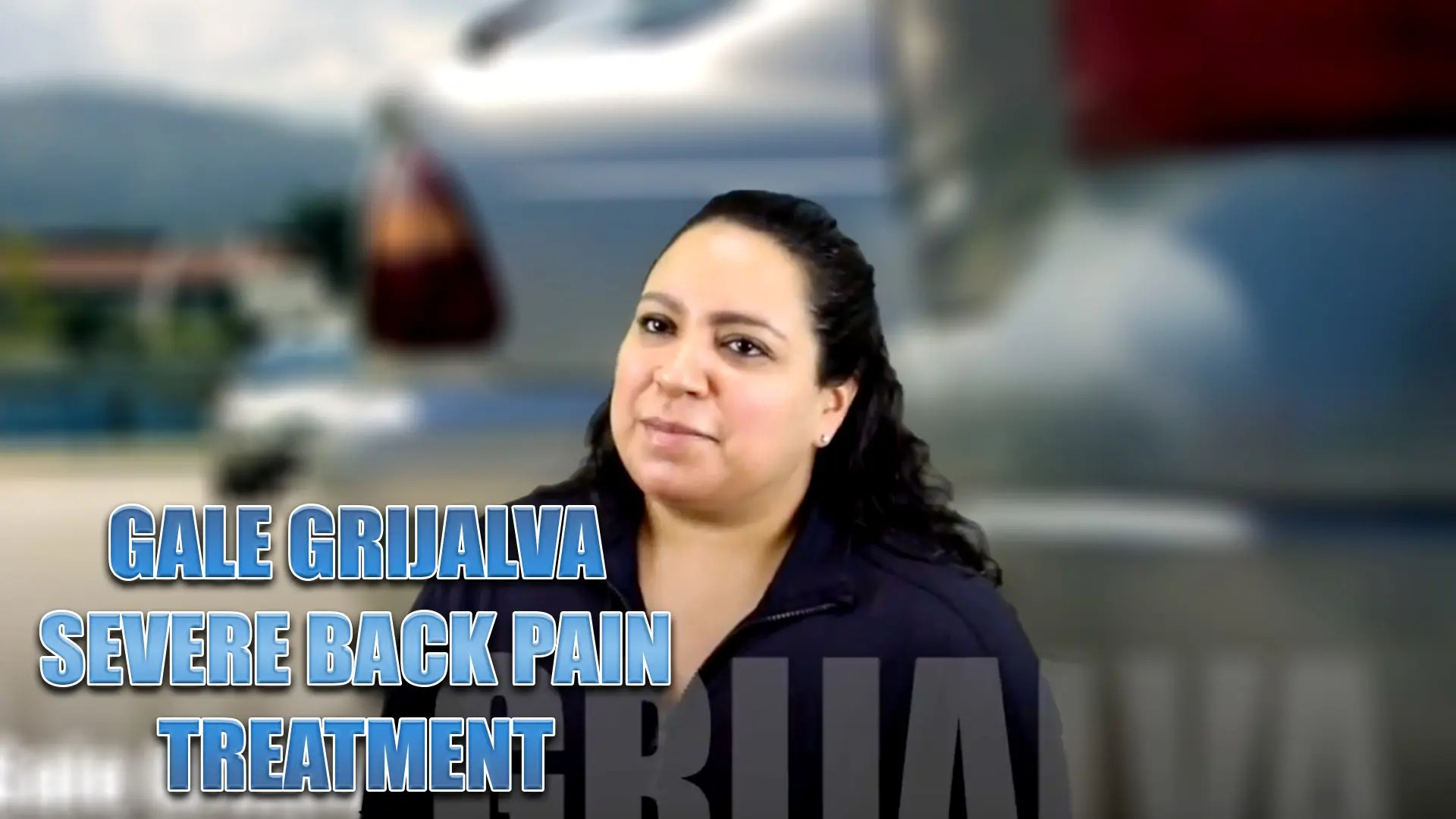 Severe Back Pain Chiropractic Treatment