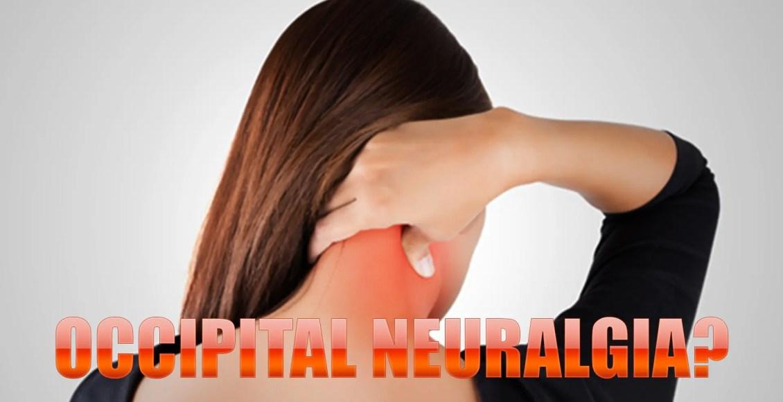 occipital neuralgia el paso tx.