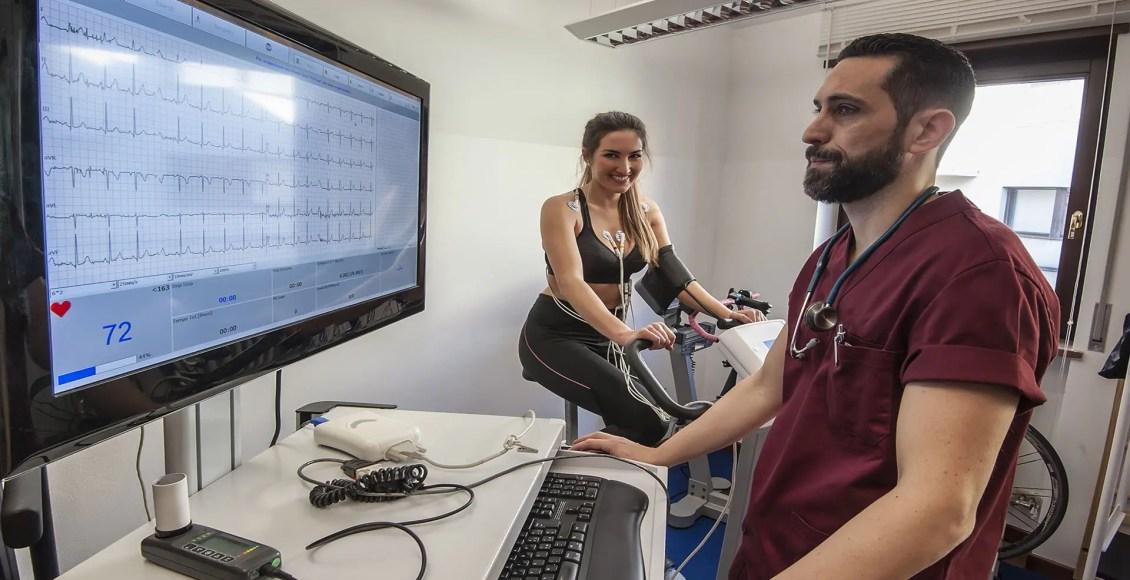 Análisis de bioimpedancia el paso tx.