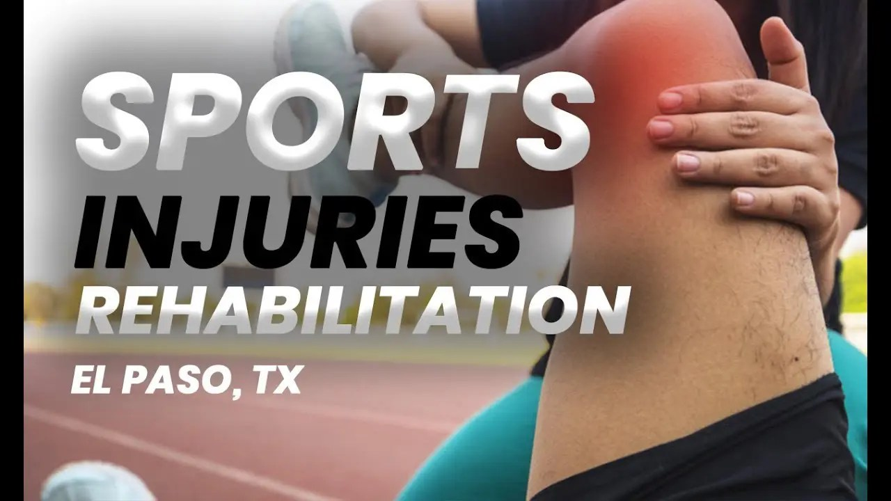 *SPORTS* Injuries Chiropractor | El Paso, Texas
