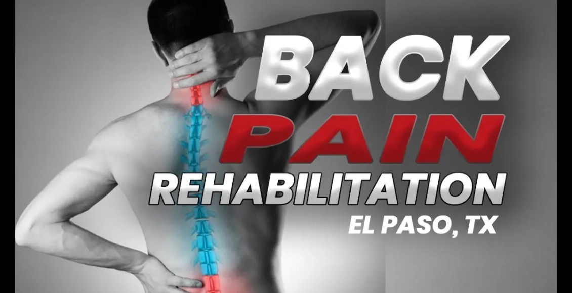 11860 Vista Del Sol Ste. 128 *BACK PAIN* Specialized Care | El Paso, Tx