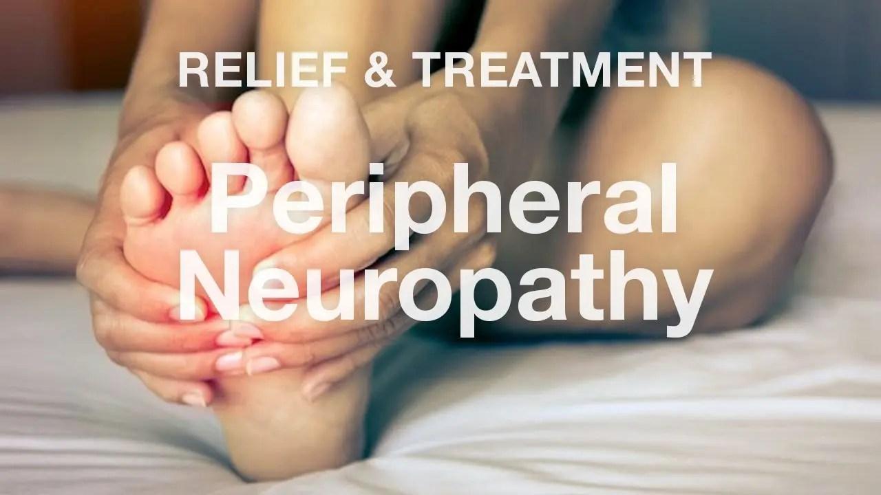 Alivio y tratamiento de la neuropatía periférica | El Paso, TX (2019)