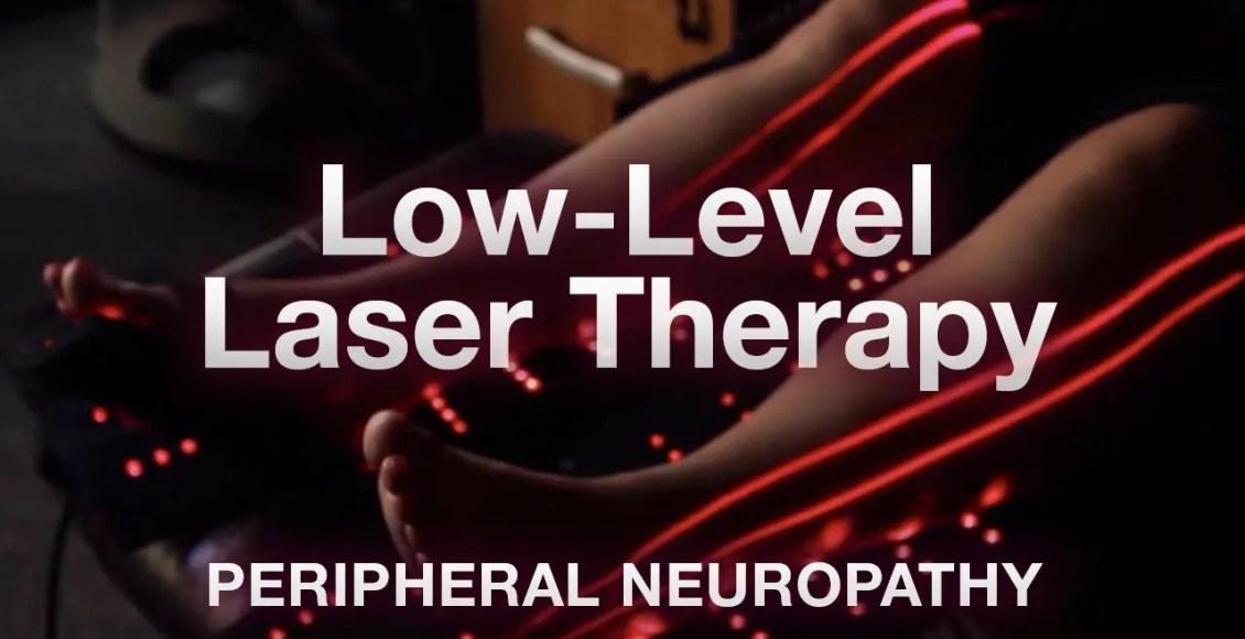 11860 Vista Del Sol, Ste. 128 Low-Level Laser Therapy (LLT) for Peripheral Neuropathy  El Paso, TX (2019)