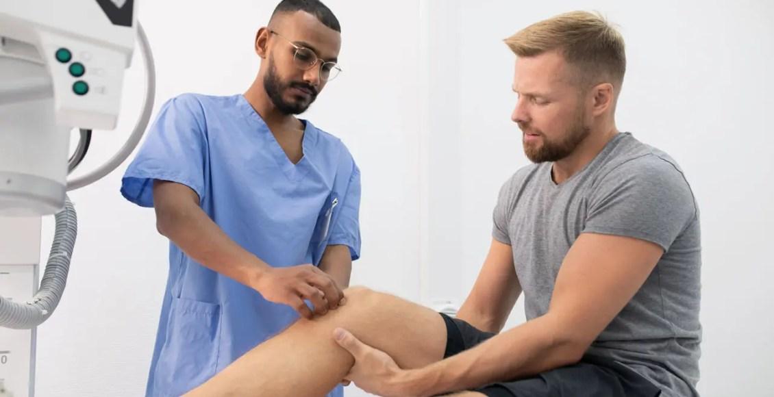 11860 Vista Del Sol, Ste. 128 Knee Pain Chiropractic El Paso, Texas