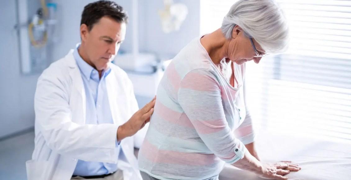 11860 Vista Del Sol, Ste. 128 problemas de cadera podrían ser fuente de dolor lumbar