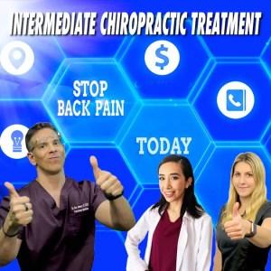 Intermediate Chiropractic Treatment