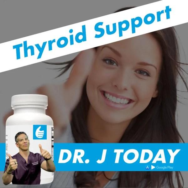 Apoyo a la tiroides