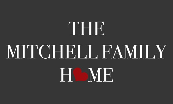 Dark Grey The ... Family Home Heart Personalised Doormat 3 Lines