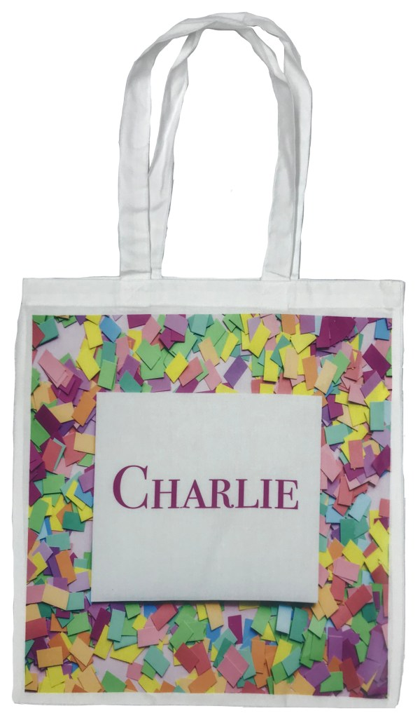 Design Your Own Tote Bag - White