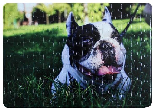 Design Your Own 120 Piece A4 Jigsaw