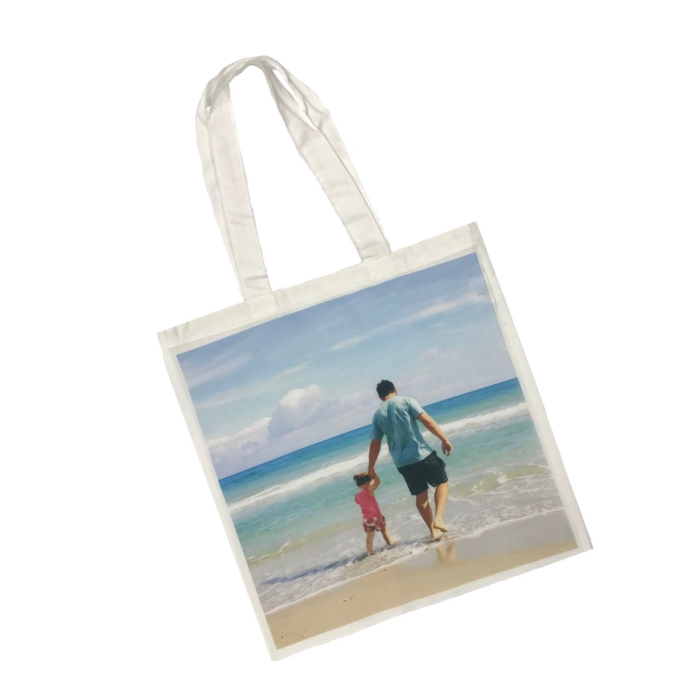 Design Your Own Tote Bag - Natural, design your own bag, personalised bags, personalised bags uk, personalised shopping bags